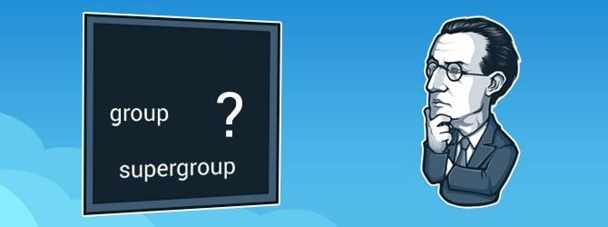 سوپرگروه تلگرام با گروه معمولی چه تفاوتی دارد؟